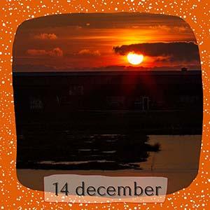 Zon 14 december