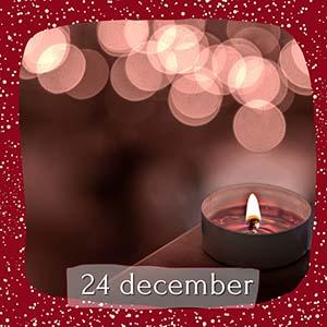 24 december lichtje