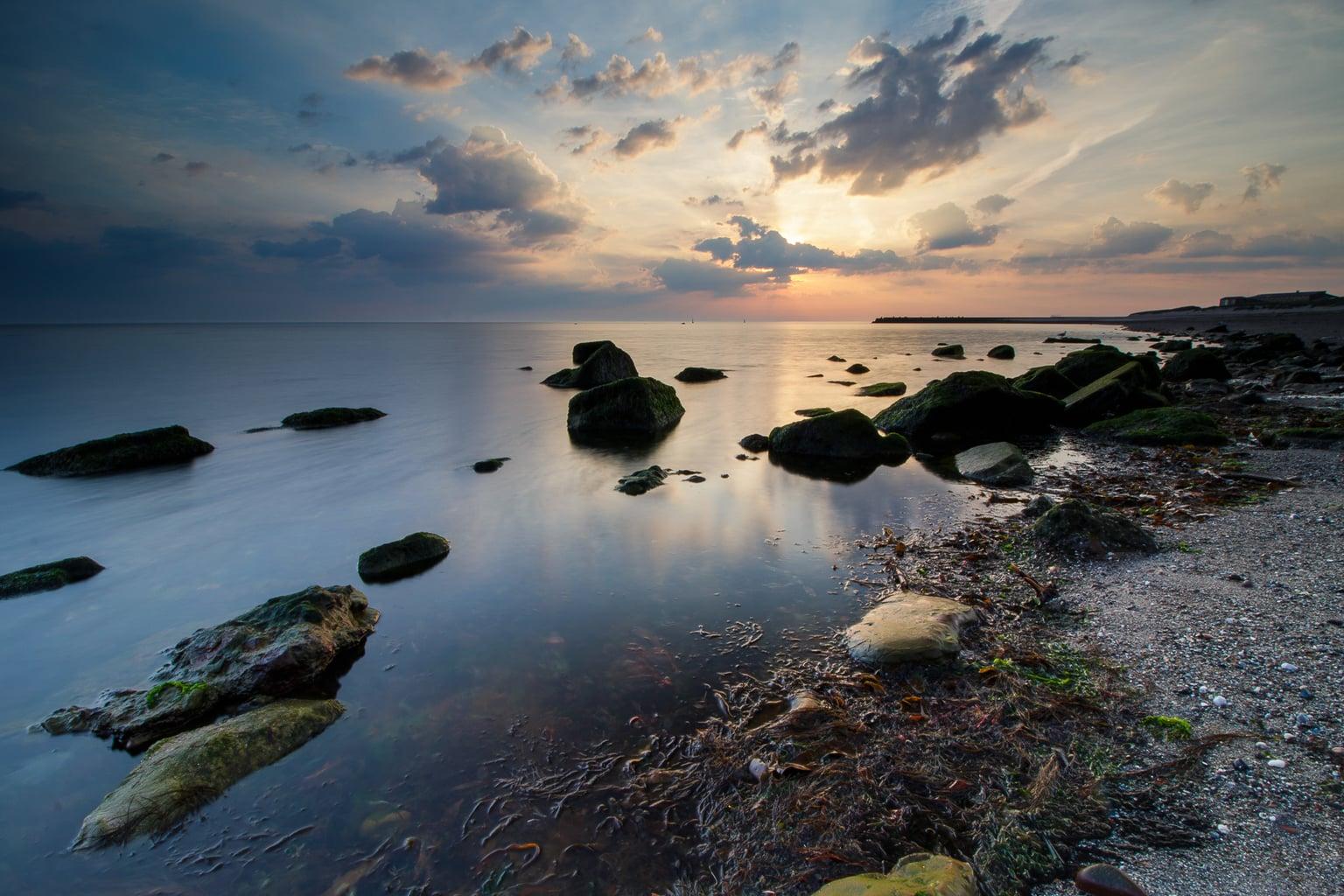 Het verhaal achter deze landschapsfoto, op Helgoland. 11