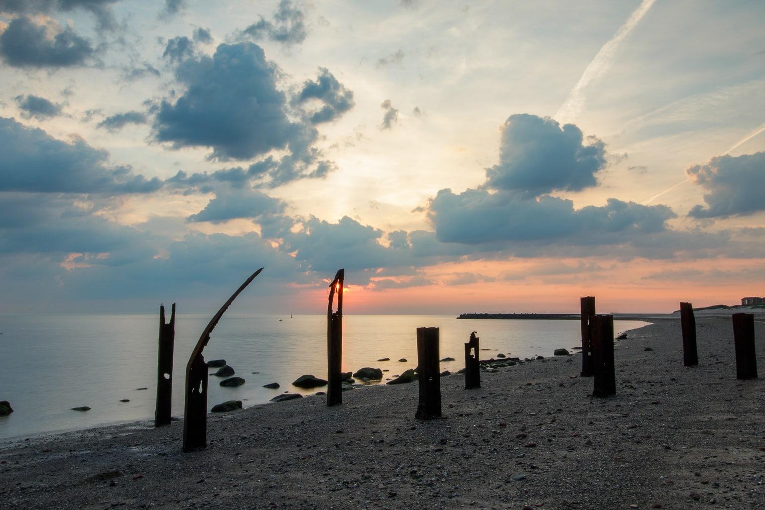Het verhaal achter deze landschapsfoto, op Helgoland. 10