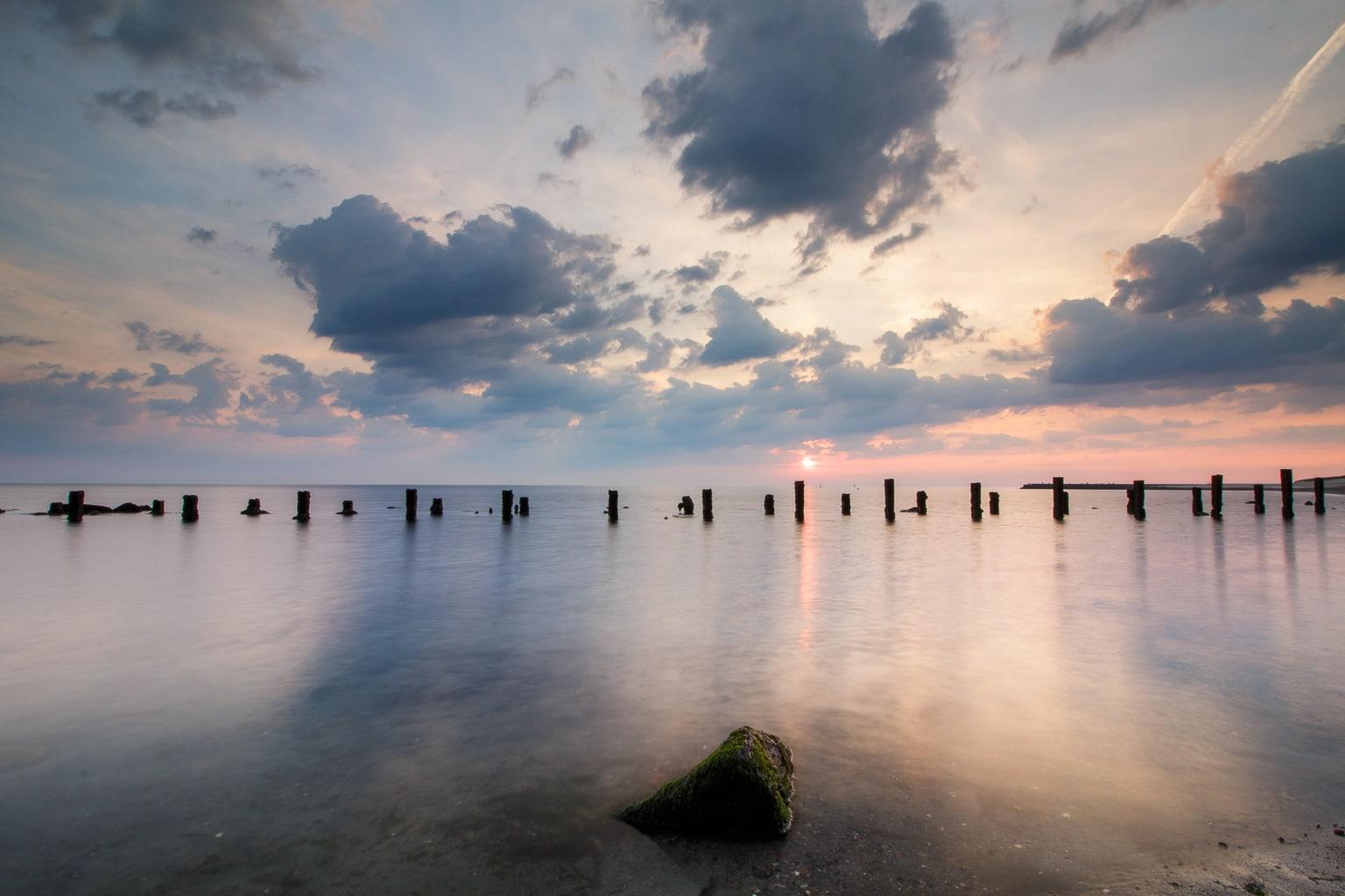 Het verhaal achter deze landschapsfoto, op Helgoland. 8