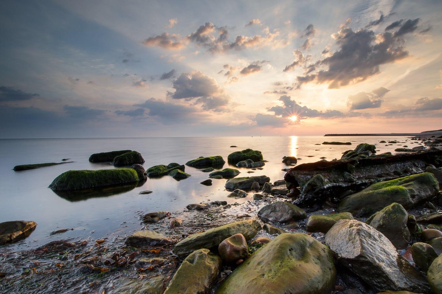 Het verhaal achter deze landschapsfoto, op Helgoland. 12